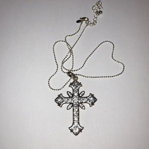 Premier Grace cross Necklace